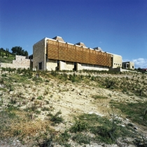 Archaeological Museum in Ancient Ilida [:kinden]Honourable Mention at the Greek Architects Association (SADAS-PEA) Awards 2005