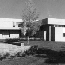Residence in Kifissia [:kinden] 1973