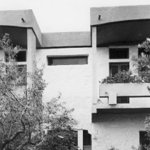Residence in Saronida [:kinden] 1967