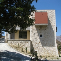 Two Houses in Crete. 2005-2009 [:kinden]