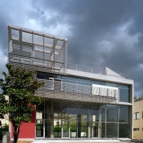 Offices and Commercial Building in Glyfada (Laodikis Str.) 2005-2007 [:kinden]