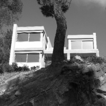 Residence in Dionysos. 2002. [:kinden] The project was stopped after a new client