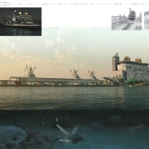 Museum of Underwater Antiquities at the Piraeus waterfront (Participation) 2012 [:kinden]